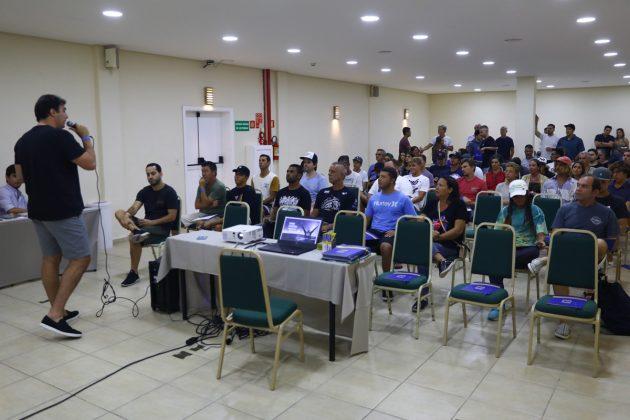 Athlete Summit 2019, Maresias, São Sebastião (SP). Foto: @WSL / Daniel Smorigo.