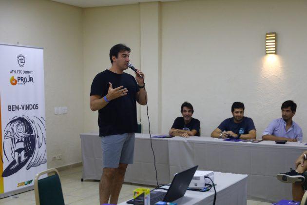 Ivan Martinho, Athlete Summit 2019, Maresias, São Sebastião (SP). Foto: @WSL / Daniel Smorigo.