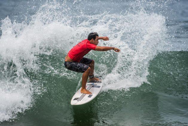 Gabriel Sampaio, Circuito ASN 2019, Itacoatiara, Niterói (RJ). Foto: Andre Cyriaco.