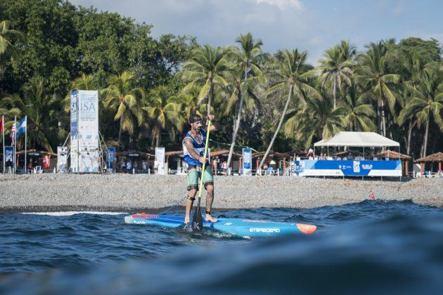 Luiz Carlos Guida, ISA SUP & Paddleboard 2019, El Sunzal, El Salvador. Foto: ISA / Ben Reed.