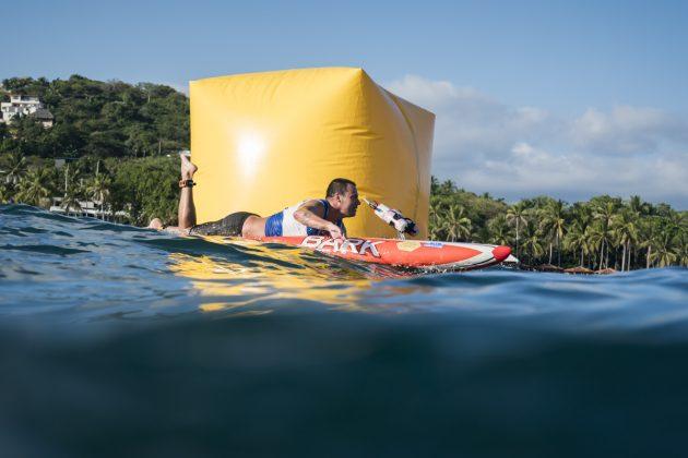 Patrick Wallace, ISA SUP & Paddleboard 2019, El Sunzal, El Salvador. Foto: ISA / Ben Reed.