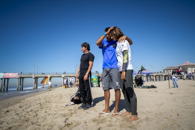 Sophia Medina, Vissla World Junior Championship 2019, Huntington Beach, Califórnia (EUA). Foto: ISA / Ben Reed.