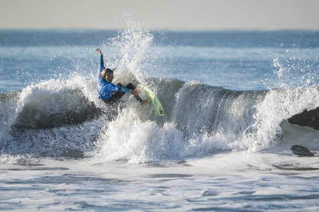 Yuri Barros, Vissla World Junior Championship 2019, Huntington Beach, Califórnia (EUA). Foto: ISA / Ben Reed.