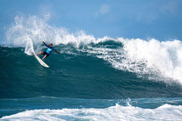 Beyrick De Vries, North Shore de Oahu, Havaí. Foto: WSL / Keoki.