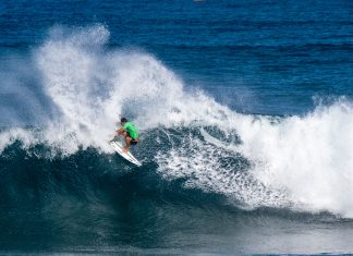 Hawaiian Pro 2019, Haleiwa, North Shore de Oahu, Havaí