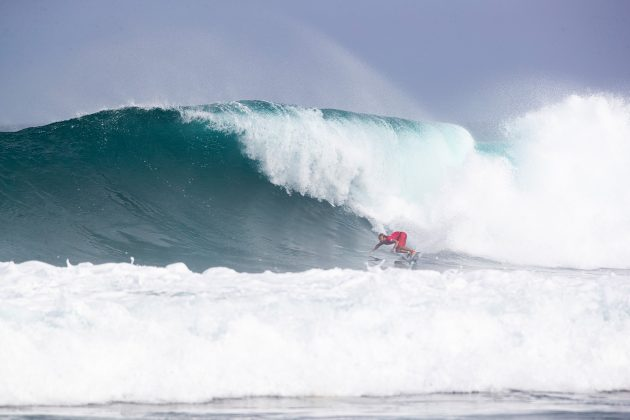 Caio Ibelli, Hawaiian Pro 2019, Haleiwa, North Shore de Oahu, Havaí. Foto: WSL / Heff.