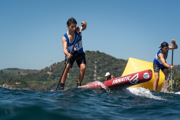 Marco Falkenstein, ISA SUP & Paddleboard 2019, El Sunzal, El Salvador. Foto: ISA / Evans.