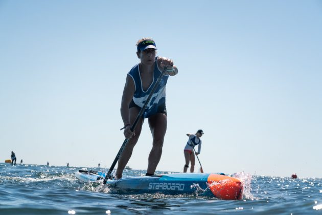 Esperanza Barreras, ISA SUP & Paddleboard 2019, El Sunzal, El Salvador. Foto: ISA / Evans.