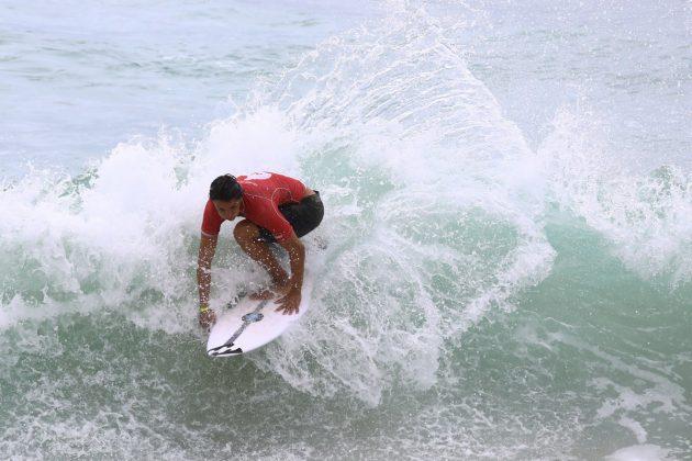 Eduardo Motta, Oi Pro Junior Series 2019, Maresias, São Sebastião (SP). Foto: @WSL / Daniel Smorigo.