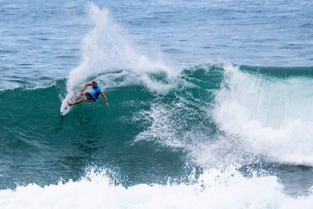 Ethan Ewing, North Shore de Oahu, Havaí. Foto: WSL / Keoki.