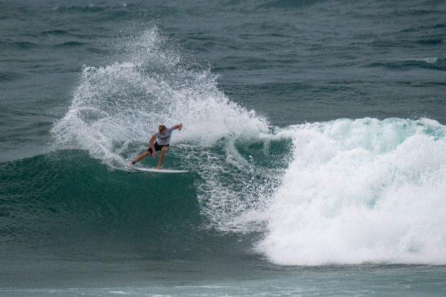 Ethan Ewinng, Hawaiian Pro 2019, Haleiwa, North Shore de Oahu, Havaí. Foto: WSL / Keoki.