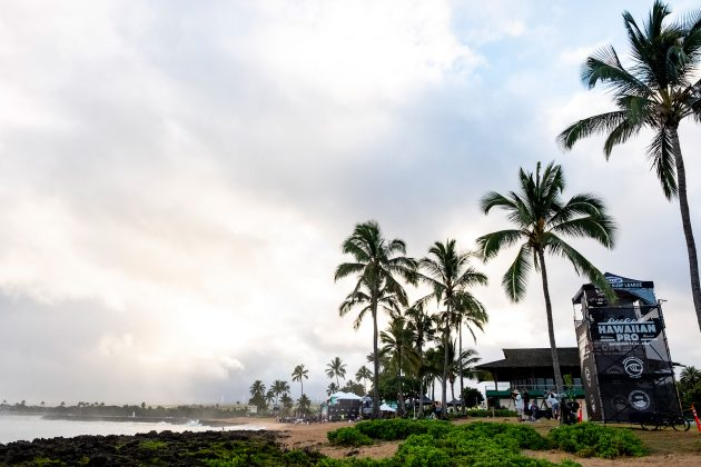 Haleiwa, Hawaiian Pro 2019, Haleiwa, North Shore de Oahu, Havaí. Foto: WSL / Keoki.