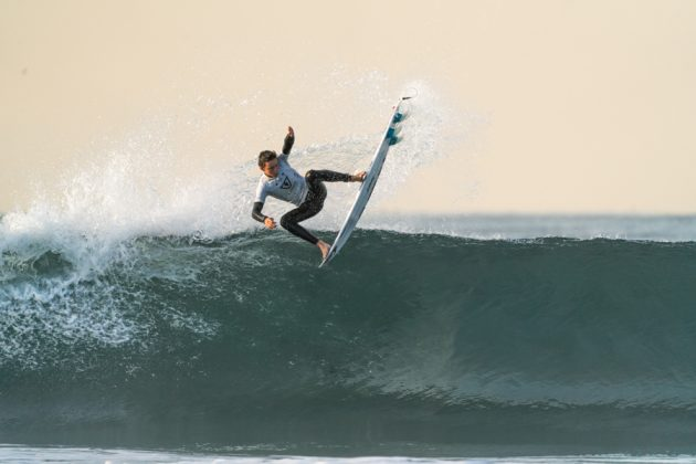 Noa Dupouy, Vissla World Junior Championship 2019, Huntington Beach, Califórnia (EUA). Foto: ISA / Sean Evans.