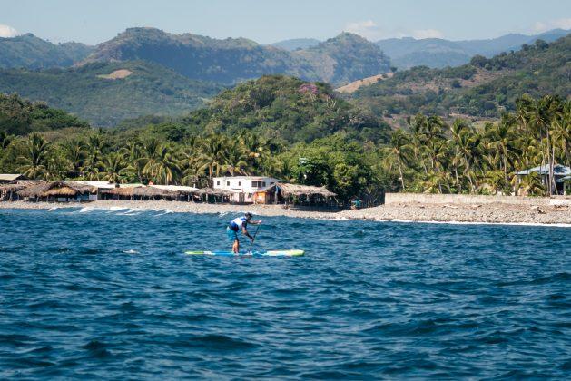 Titouan Puyo, ISA SUP & Paddleboard 2019, El Sunzal, El Salvador. Foto: ISA / Evans.