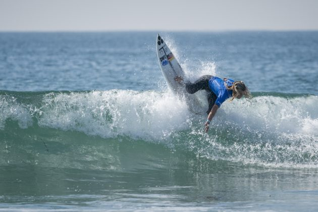 Noah Lia Klapp, Vissla World Junior Championship 2019, Huntington Beach, Califórnia (EUA). Foto: ISA / Ben Reed.