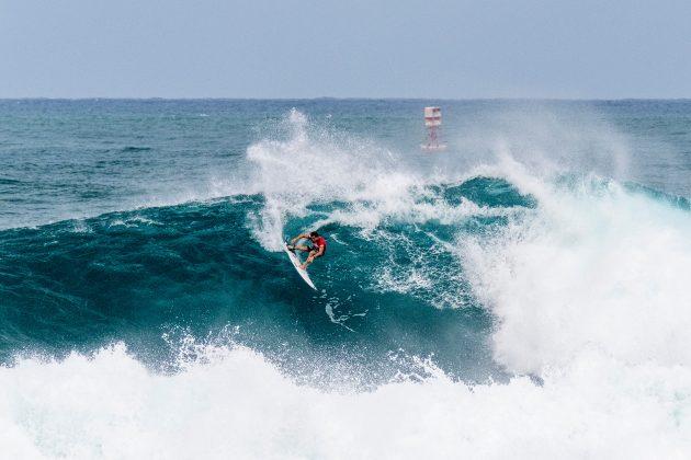 Griffin Colapinto, Hawaiian Pro 2019, Haleiwa, North Shore de Oahu, Havaí. Foto: WSL / Keoki.