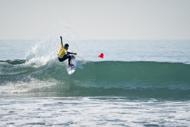 Jackson Bunch, Vissla World Junior Championship 2019, Huntington Beach, Califórnia (EUA). Foto: ISA / Ben Reed.