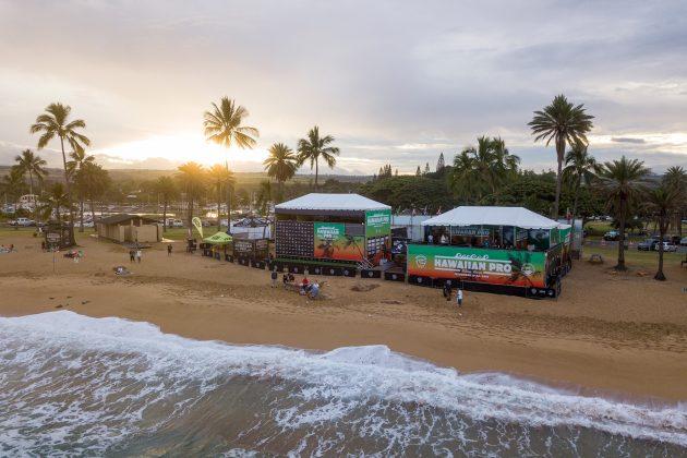 Haleiwa, North Shore de Oahu, Havaí. Foto: WSL / Heff.