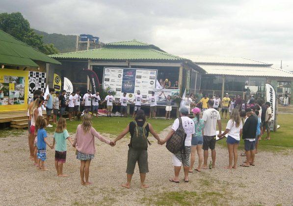 Homenagem a Fernando Moura, Silverbay SCTour Fecasurf 2019, Novo Campeche, Florianópolis (SC). Foto: Basilio Ruy/P.P07.