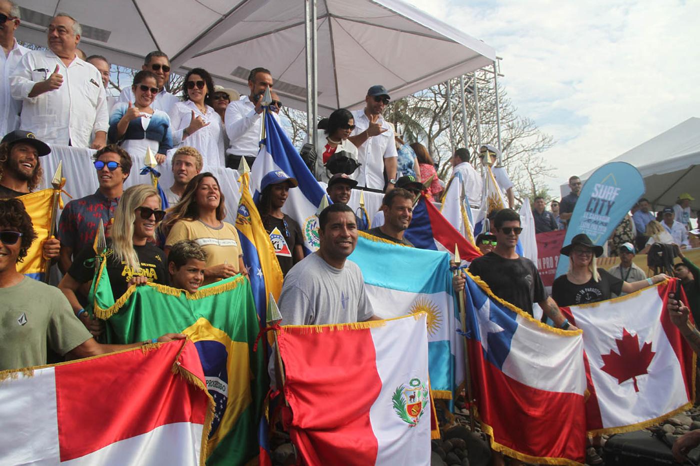ALAS Latin Tour 2019, La Bocana, El Salvador