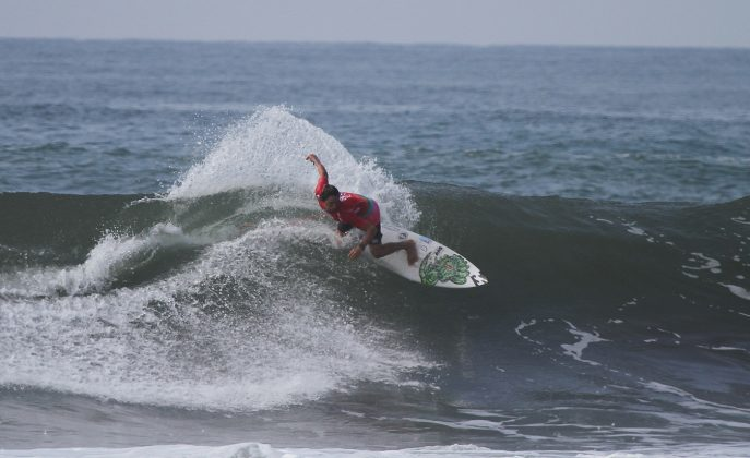 Bryan Peréz, ALAS Latin Tour 2019, La Bocana, El Salvador. Foto: Philippe Demarsan.