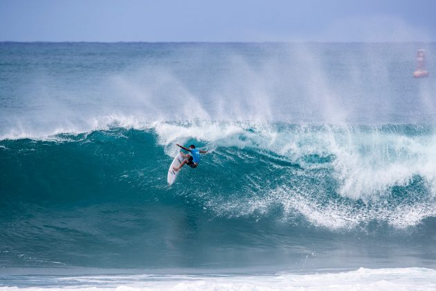 Jack Freestone, Hawaiian Pro 2019, Haleiwa, North Shore de Oahu, Havaí. Foto: WSL / Heff.