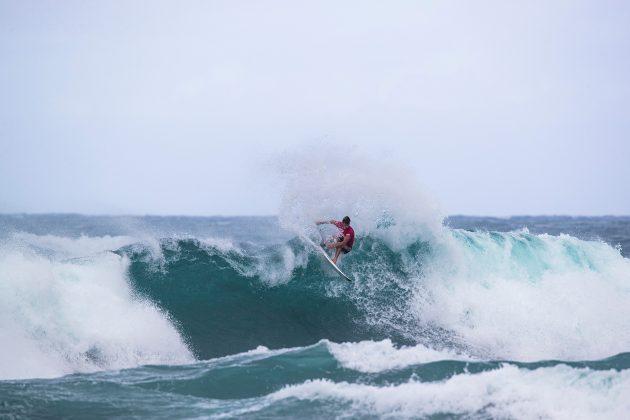 Jack Robinson, Hawaiian Pro 2019, Haleiwa, North Shore de Oahu, Havaí. Foto: WSL / Heff.