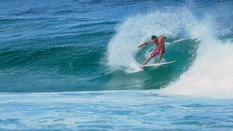 Leo Neves, Saquarema (RJ). Foto: Anderson Ramalho / @stokedsoulfilms.