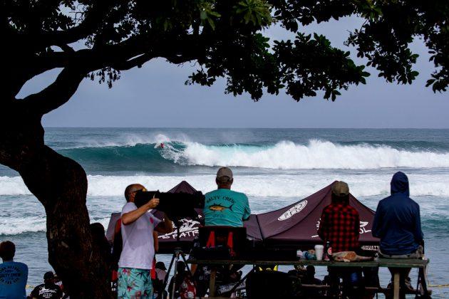 Haleiwa, Hawaiian Pro 2019, Haleiwa, North Shore de Oahu, Havaí. Foto: WSL / Heff.