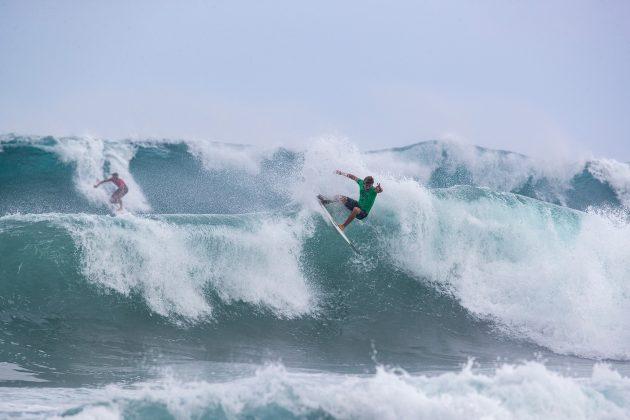 Matthew McGillivray, Hawaiian Pro 2019, Haleiwa, North Shore de Oahu, Havaí. Foto: WSL / Heff.