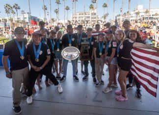 Vissla World Junior Championship 2019, Huntington Beach, Califórnia (EUA)