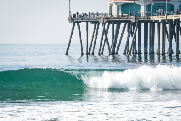 Huntington Beach (EUA), Vissla World Junior Championship 2019, Califórnia (EUA). Foto: ISA / Sean Evans.