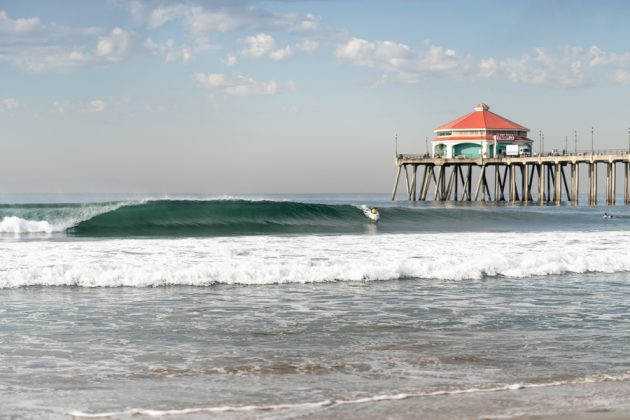 Vissla World Junior Championship 2019, Huntington Beach, Califórnia (EUA). Foto: ISA / Sean Evans.