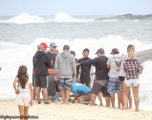 Praia de Itaúna, Saquarema (RJ). Foto: Gleyson Silva.