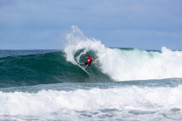 Matt Banting, North Shore de Oahu, Havaí. Foto: WSL / Heff.