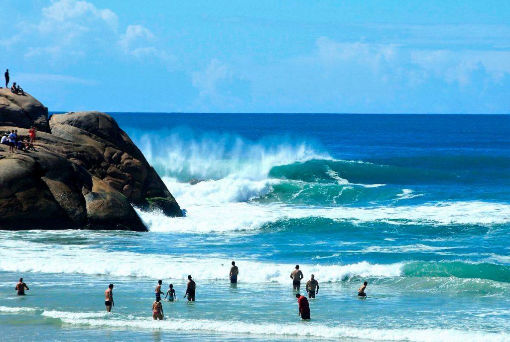 Previsão para o final de semana de competição é de boas ondas no litoral catarinense.
