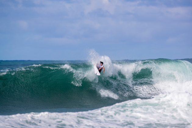 Cooper Chapman, North Shore de Oahu, Havaí. Foto: WSL / Heff.