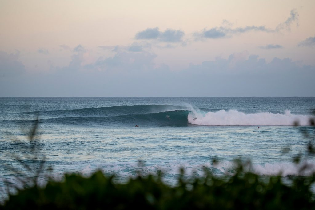Vans World Cup of Surfing, Sunset, North Shore de Oahu, Havaí