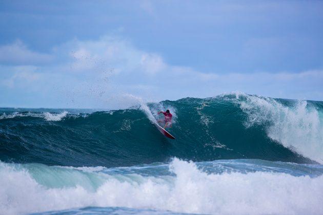 Liam O'Brien, North Shore de Oahu, Havaí. Foto: WSL / Heff.