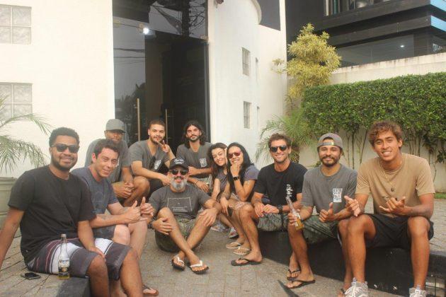 Treinamento Rip Curl, Guarujá (SP). Foto: Divulgação.