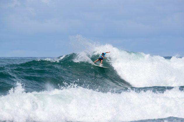 David Van Zyl, North Shore de Oahu, Havaí. Foto: WSL / Heff.