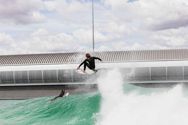 Xavier Huxtable, URBNSURF, Tullamarine, Austrália. Foto: Divulgação.