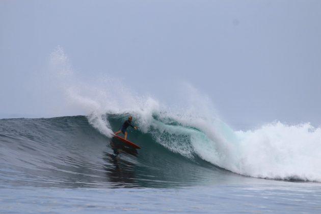 Josh Kerr, Mentawai, Indonésia. Foto: Divulgação.