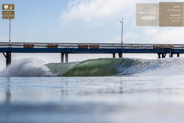 Atlântida - Xangri-Lá (RS). Foto: Willian Becker.