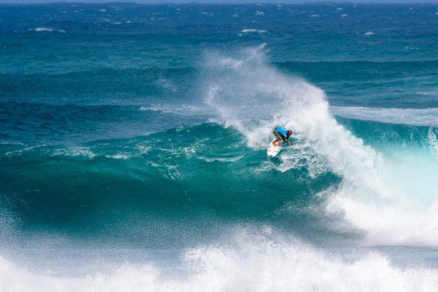 Jadson André, Vans World Cup of Surfing, Sunset, North Shore de Oahu, Havaí. Foto: WSL / Keoki.
