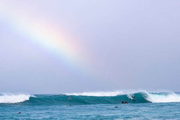 Conner Coffin, Vans World Cup of Surfing, Sunset, North Shore de Oahu, Havaí. Foto: WSL / Keoki.