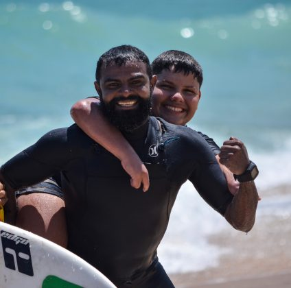 Davizinho Radical e Bibi Coach, Grumari (RJ). Foto: 7 AM Fotos.