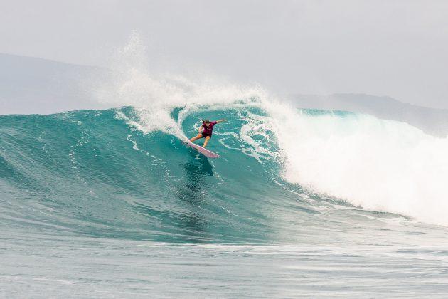 Stephanie Gilmore, lululemon Maui Pro. Foto: WSL / Miers.