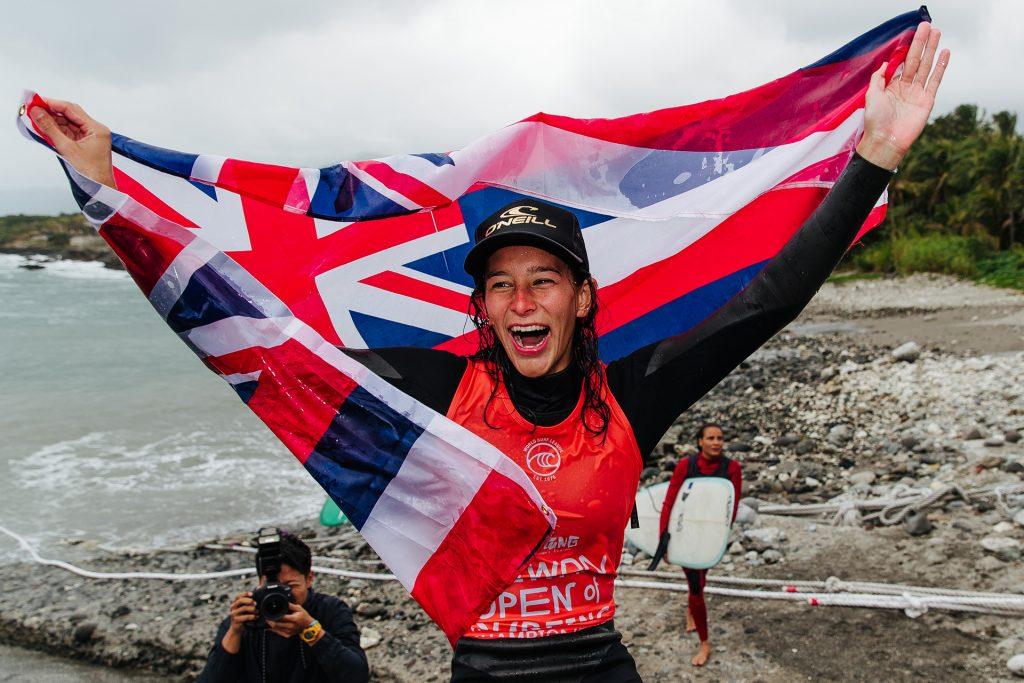 Taiwan Open World Longboard Champs 2019, Jinzun Harbor