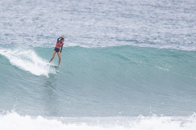 Honolua Blomfield, Taiwan Open World Longboard Champs. Foto: WSL / Tim Hain.